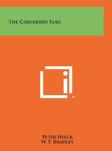 9781258453541: The Checkered Flag