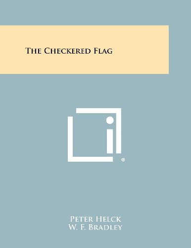9781258454005: The Checkered Flag