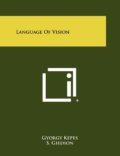 9781258454067: Language of Vision