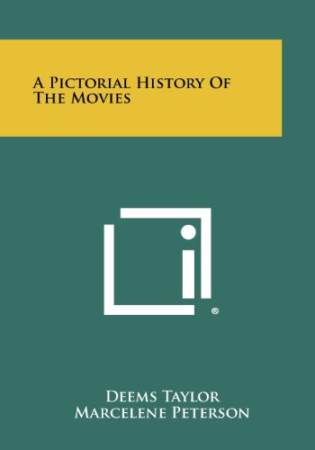 9781258476618: A Pictorial History Of The Movies