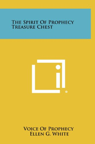 9781258478728: The Spirit Of Prophecy Treasure Chest