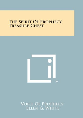 9781258482640: The Spirit Of Prophecy Treasure Chest