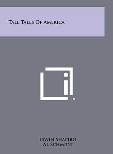 9781258484897: Tall Tales of America