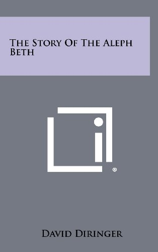 9781258495145: The Story Of The Aleph Beth
