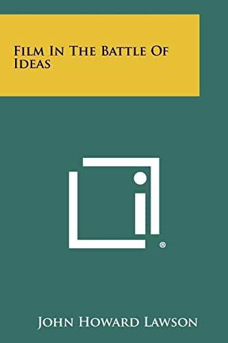 9781258496678: Film In The Battle Of Ideas