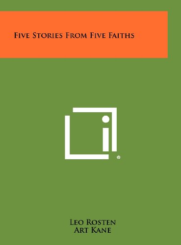 9781258521561: Five Stories From Five Faiths