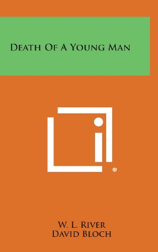 9781258596910: Death of a Young Man