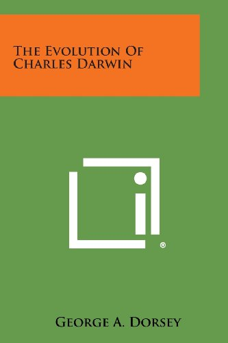 9781258614386: The Evolution of Charles Darwin
