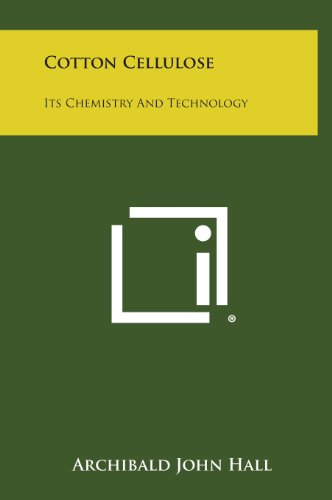 9781258619596: Cotton Cellulose: Its Chemistry and Technology