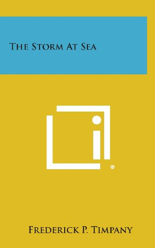 9781258638931: The Storm at Sea