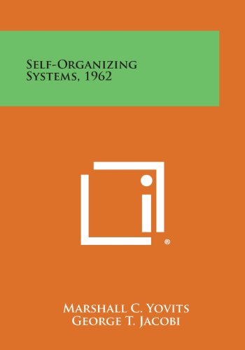 9781258715038: Self-Organizing Systems, 1962