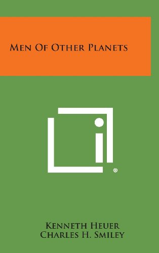 9781258771713: Men of Other Planets