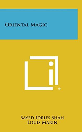 9781258772130: Oriental Magic
