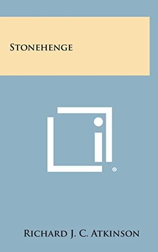 9781258772291: Stonehenge