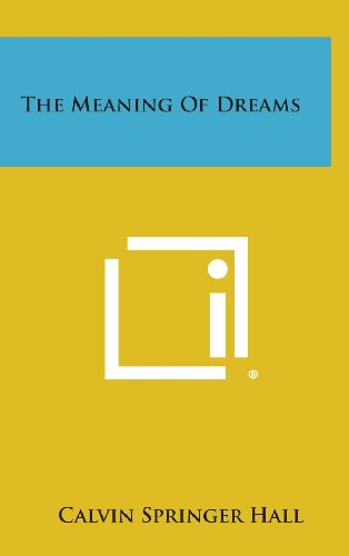9781258772307: The Meaning of Dreams