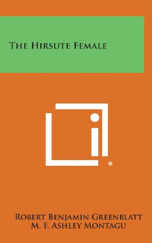 9781258772673: The Hirsute Female