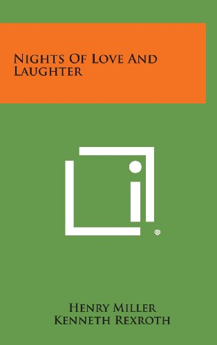 9781258779016: Nights of Love and Laughter