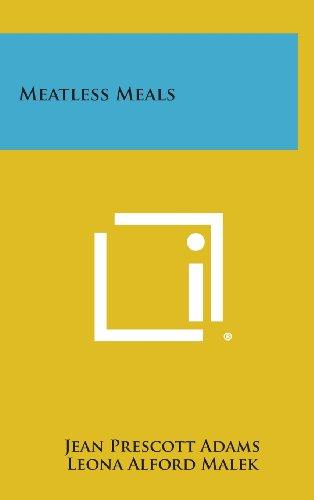 Meatless Meals (Hardback): Jean Prescott Adams,