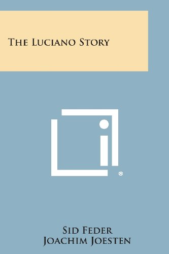 9781258800178: The Luciano Story