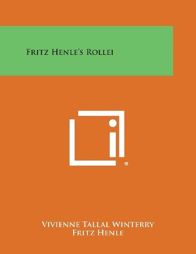 Fritz Henle's Rollei: Winterry, Vivienne Tallal