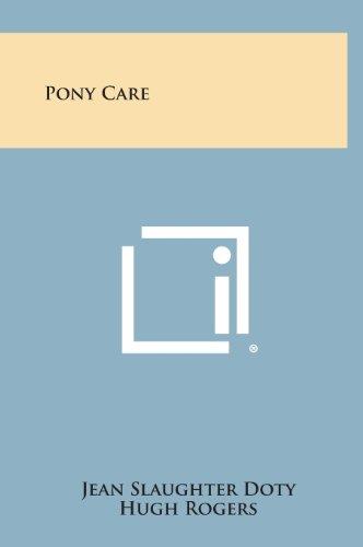 9781258808433: Pony Care