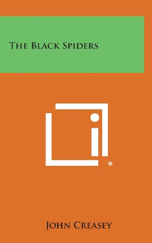 9781258808815: The Black Spiders