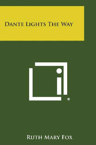 9781258813680: Dante Lights the Way