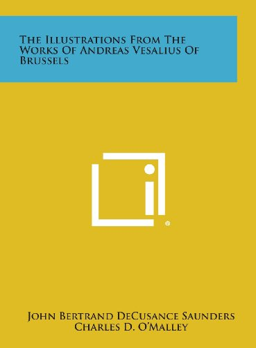 9781258815981: The Illustrations From The Works Of Andreas Vesalius Of Brussels