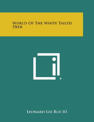 9781258822958: World of the White Tailed Deer