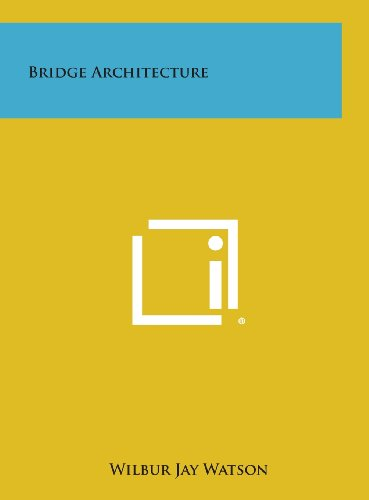 9781258825393: Bridge Architecture