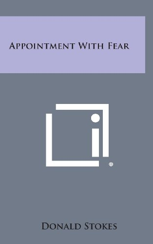 9781258837891: Appointment with Fear