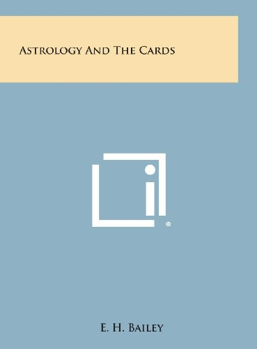 9781258839192: Astrology and the Cards