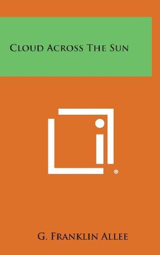 9781258849771: Cloud Across the Sun