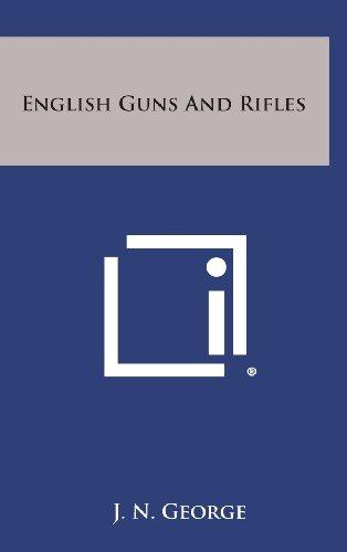 9781258857745: English Guns and Rifles