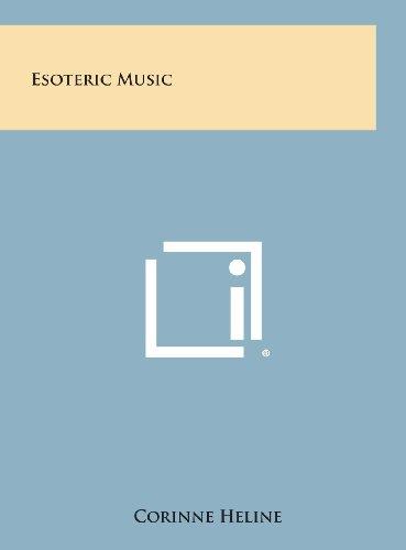 9781258858162: Esoteric Music