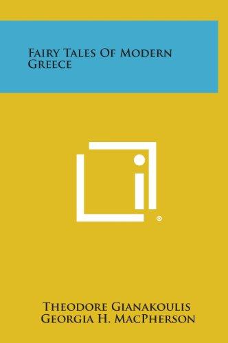 9781258859602: Fairy Tales of Modern Greece