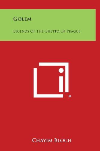 Golem: Legends of the Ghetto of Prague: Bloch, Chayim