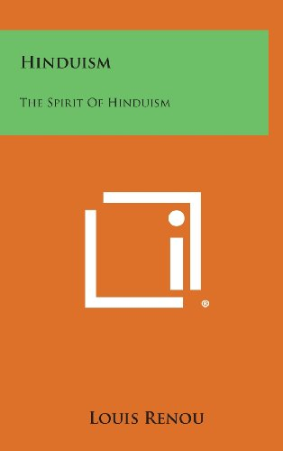 9781258872168: Hinduism: The Spirit of Hinduism
