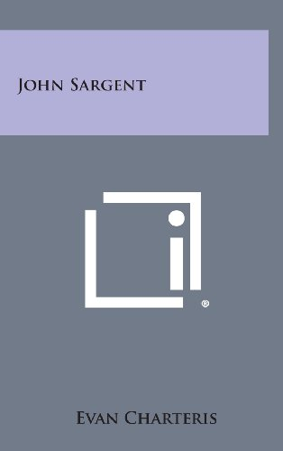 9781258881528: John Sargent