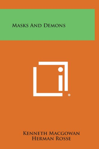 9781258890155: Masks and Demons