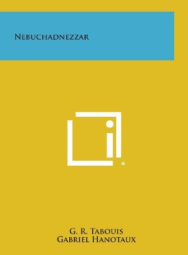 9781258896676: Nebuchadnezzar