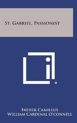 9781258911379: St. Gabriel, Passionist