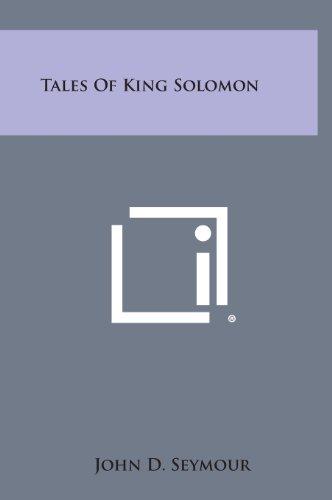 9781258920692: Tales of King Solomon