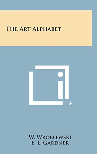 9781258922955: The Art Alphabet