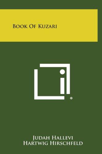 9781258925024: Book of Kuzari
