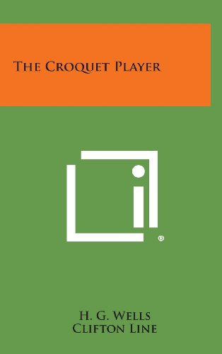 9781258928834: The Croquet Player