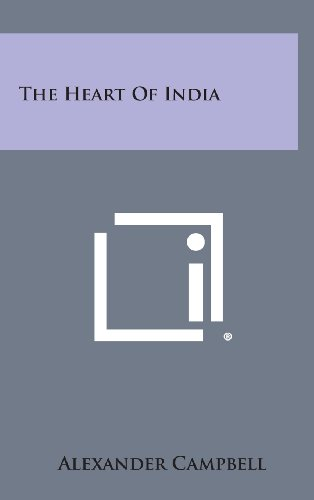 9781258935313: The Heart of India