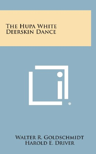 9781258937065: The Hupa White Deerskin Dance