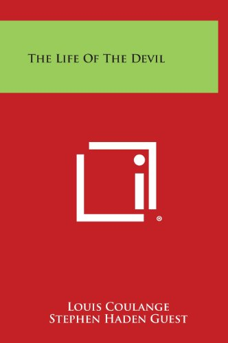 9781258941574: The Life of the Devil