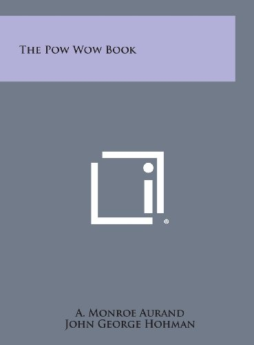 9781258949372: The POW Wow Book